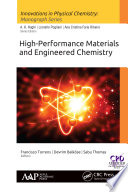 High Performance Materials And Engineered Chemistry Book PDF