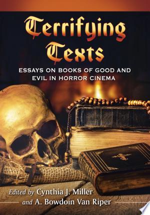 Terrifying Texts Ebook - mrbookers