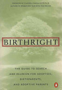 Birthright Book PDF