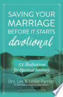 Saving Your Marriage Before It Starts Devotional Book