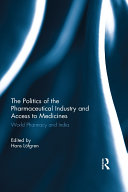 The Politics of the Pharmaceutical Industry and Access to Medicines Pdf/ePub eBook