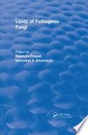 Lipids of Pathogenic Fungi  1996  Book