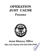 Operation Just Cause Book