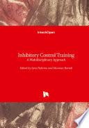 Inhibitory Control Training