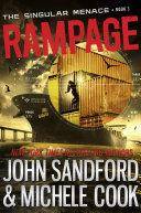 Pdf Rampage (The Singular Menace, 3) Telecharger