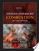 Oxygen Enhanced Combustion Second Edition Book PDF