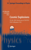 Cosmic Explosions Pdf/ePub eBook