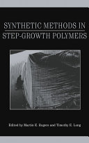 Pdf Synthetic Methods in Step-Growth Polymers