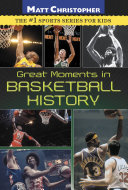 Great Moments in Basketball History Pdf/ePub eBook