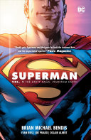 link to Superman : The unity saga in the TCC library catalog