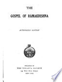 The Gospel of Râmakrishna