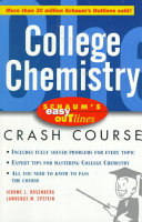 Schaum s Easy Outlines of College Chemistry