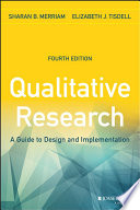 Cover of Qualitative Research