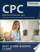 CPC Practice Exam 2018-2019
