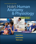 Combo  Loose Leaf Version of Hole s Human Anatomy   Physiology with Martin Lab Manual Cat Version
