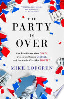 The Party Is Over