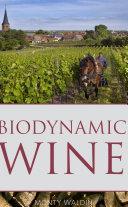 Biodynamic wine Pdf/ePub eBook