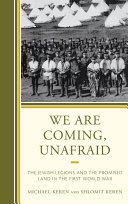 We Are Coming, Unafraid