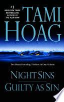 Night Sins Guilty as Sin Book