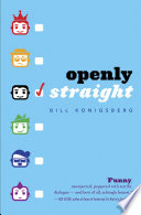Openly Straight Bill Konigsberg Cover