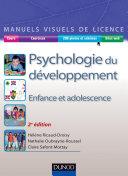 Manuel visuel de psychologie du développement - 2ed