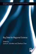 Big Data for Regional Science Book