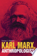 Karl Marx  Anthropologist