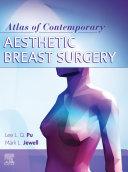 Atlas of Contemporary Aesthetic Breast Surgery  E Book