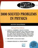 3000 Sol Prob In Physics  Sie Rev 1St Ed