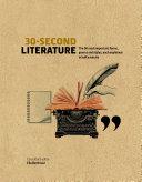 30 Second Literature
