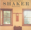 The Essential Book of Shaker Book