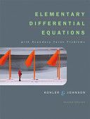 Elementary Differential Equations with Boundary Value Problems Book