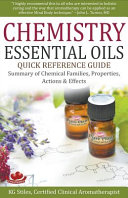 Chemistry Essential Oils Quick Reference Guide Summary of Chemical Families  Properties  Actions   Effects