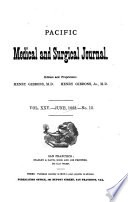 Pacific Medical And Surgical Journal Book PDF