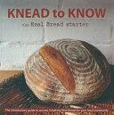 Pdf Knead to Know