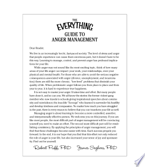 Download The Everything Guide to Anger Management Free Books - Dlebooks.net