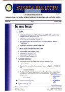 OSSREA Bulletin