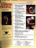 American Farriers  Journal Book