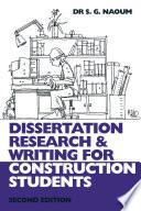 Dissertation msc napier