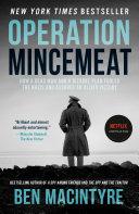 Operation Mincemeat Pdf/ePub eBook