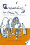 Responding To Disaster Book PDF