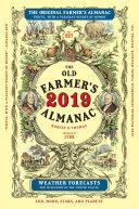 The Old Farmer s Almanac 2019 Book