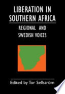 Liberation in Southern Africa