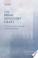 The Prime Ministers  Craft