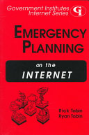 Emergency Planning on the Internet