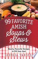 99 Favorite Amish Soups and Stews Book