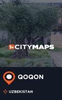 City Maps Qoqon Uzbekistan