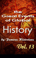 The Great Events of Global History, Vol. 13