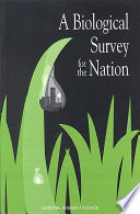 A Biological Survey For The Nation