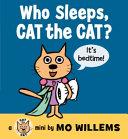 Who Sleeps  Cat The Cat